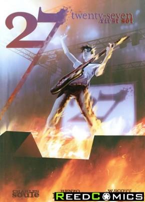 Twenty Seven 27 Volume 1 First Set Graphic Novel