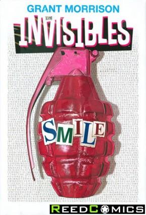 Invisibles Omnibus Hardcover