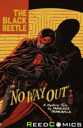 Black Beetle No Way Out Hardcover