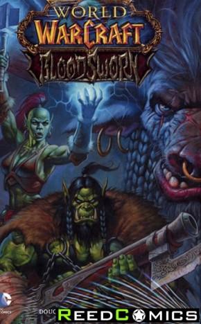 World of Warcraft Bloodsworn Hardcover
