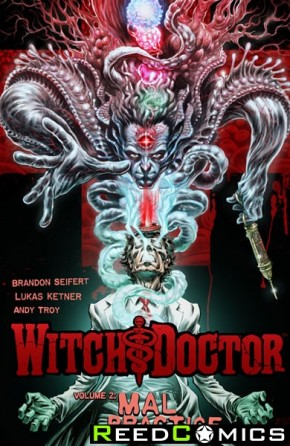 Witch Doctor Volume 2 Mal Practice Graphic Novel