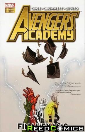 Avengers Academy Final Exams Graphic Novel