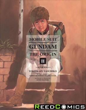 Mobile Suit Gundam Origin Volume 2 Garma Hardcover
