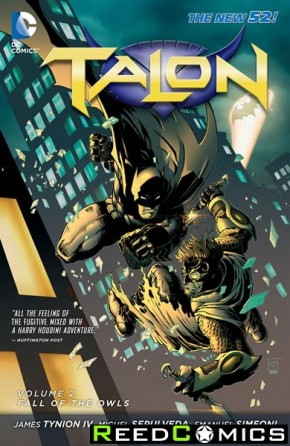 Talon Volume 2 The Fall of the Owls Graphic Novel