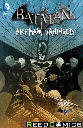 Batman Arkham Unhinged Volume 4 Hardcover