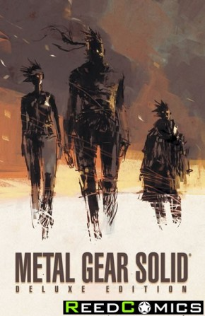 Metal Gear Solid Deluxe Edition Hardcover