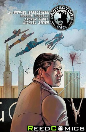 Protectors Inc Volume 1 Graphic Novel