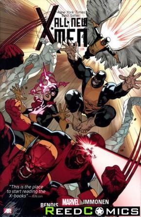 All New X-Men Volume 1 Oversized Hardcover