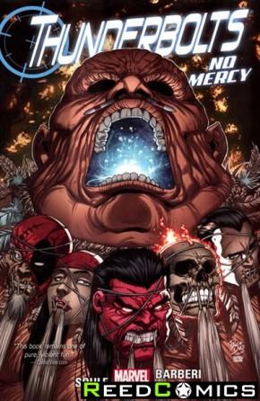 Thunderbolts Volume 4 No Mercy Graphic Novel