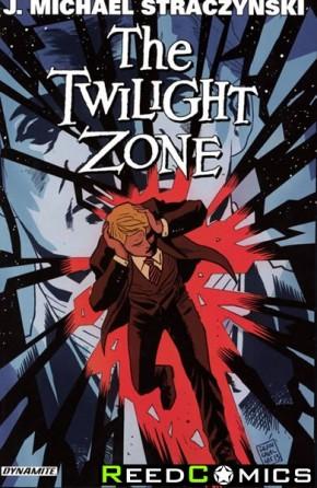 Twilight Zone Volume 1 Graphic Novel