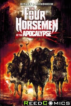 Four Horsemen of the Apocalypse Hardcover