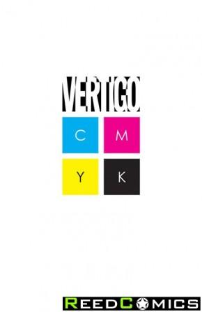 Vertigo CMYK Graphic Novel