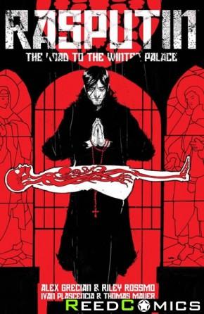 Rasputin Volume 1 The Road To The Winter Palace Graphic Novel