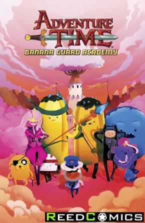 Adventure Time Banana Guard Academy Volume 1 Graphic Novel