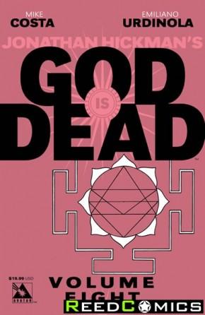 God is Dead Volume 8 Graphic Novel