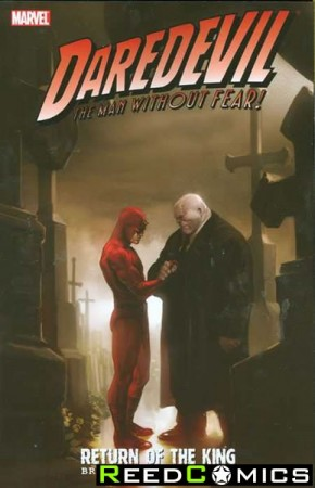 Daredevil Return of the King Graphic Novel