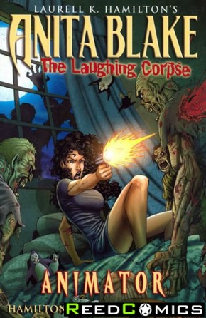 Anita Blake Vampire Hunter The Laughing Corpse Book 1 Animator
