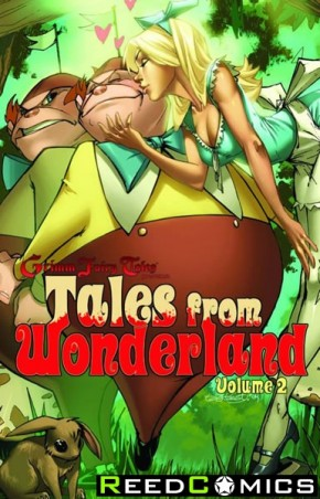 Tales From Wonderland Volume 2 Graphic Novel