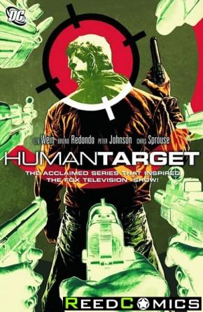 Human Target Graphic Novel
