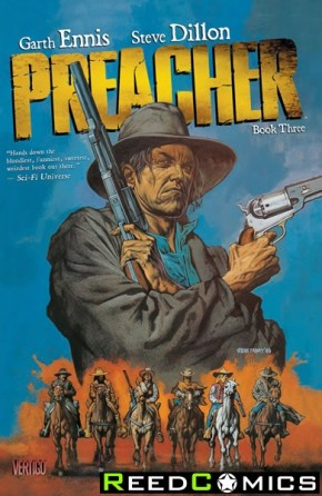 Preacher Book 3 Hardcover