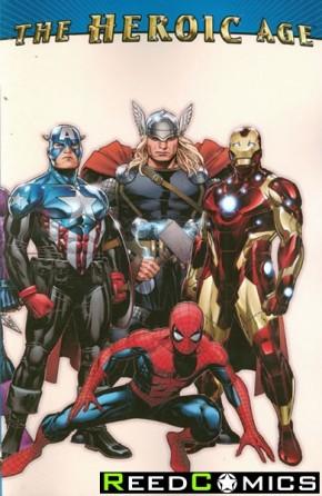 Heroic Age Graphic Novel