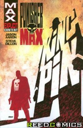 Punishermax Kingpin Graphic Novel