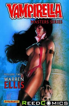 Vampirella Masters Series Volume 2 Warren Ellis Graphic Novel