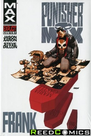 Punishermax Frank Hardcover