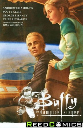 Buffy the Vampire Slayer Season 9 Volume 2 On Your Own Graphic Novel