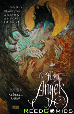 Flight of Angels Graphic Novel