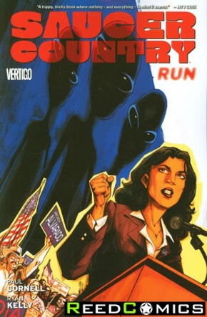 Saucer Country Volume 1 Run Graphic Novel