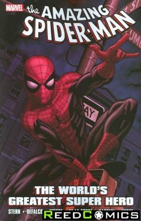 Spiderman Worlds Greatest Hero Graphic Novel