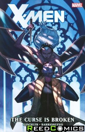 X-Men Curse is Broken Graphic Novel