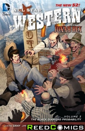 All Star Western Volume 3 Black Diamond Probability Graphic Novel