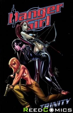 Danger Girl Trinity Graphic Novel
