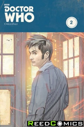 Doctor Who Omnibus Volume 2 Graphic Novel
