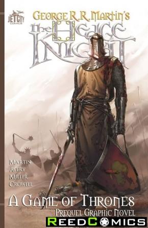 Hedge Knight Volume 1 Jet City Edition Graphic Novel