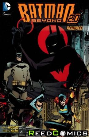Batman Beyond 2.0 Rewired Graphic Novel