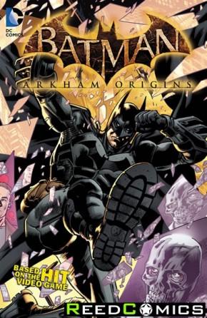 Batman Arkham Origins Hardcover