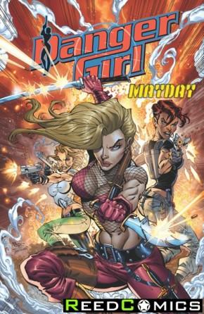 Danger Girl Mayday Graphic Novel