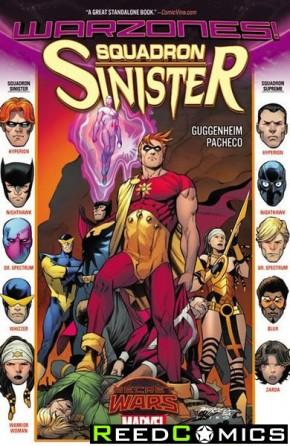 Squadron Sinister Graphic Novel