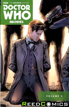 Doctor Who 11th Archives Omnibus Volume 3 Graphic Novel