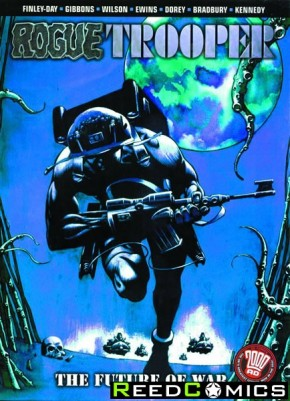 Rogue Trooper Volume 1 The Future War Graphic Novel