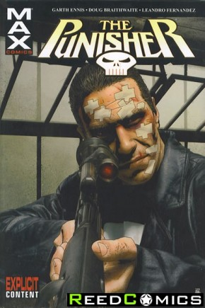 Punisher MAX Volume 2 Hardcover