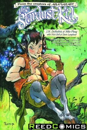 Stardust Kid Graphic Novel (Signed Mike Ploog)