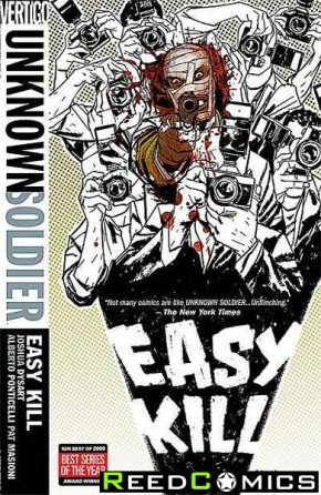 Unknown Soldier Volume 2 Easy Kill Graphic Novel