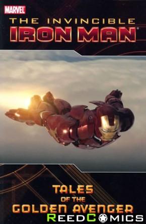 Iron Man Tales of the Golden Avenger Graphic Novel