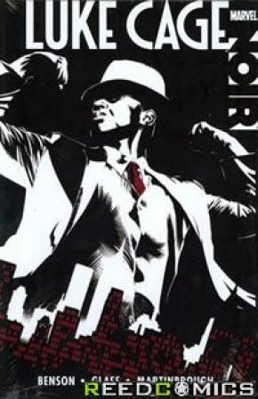 Luke Cage Noir Premiere Hardcover