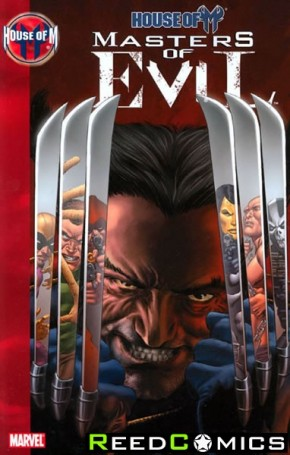 House of M Masters of Evil Graphic Novel