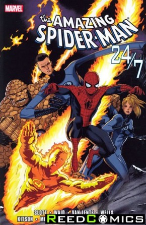 Amazing Spiderman 24 7 Graphic Novel